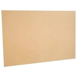 მოდიფიცირებული ყვითელი PTFE Gasket Sheet ერთად Silica