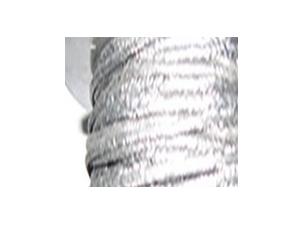 გრაფიტის ნართი დამონტაჟებულია Wire Mesh