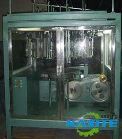 გაფართოებული Semiautomatic ინვერტირებული Braider