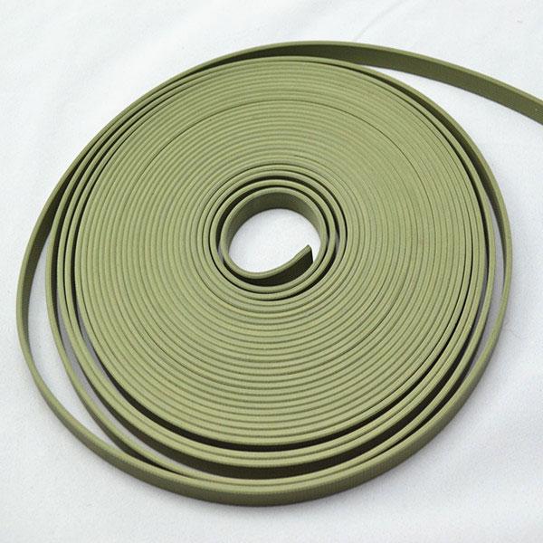 მწვანე ფერის Ptfe გზამკვლევი Strip